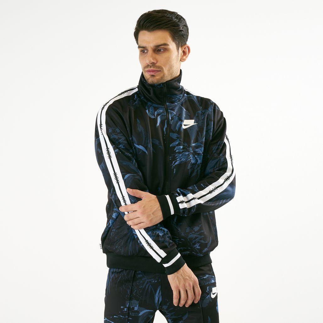Nike Men's Sportswear Allover Print Jacket