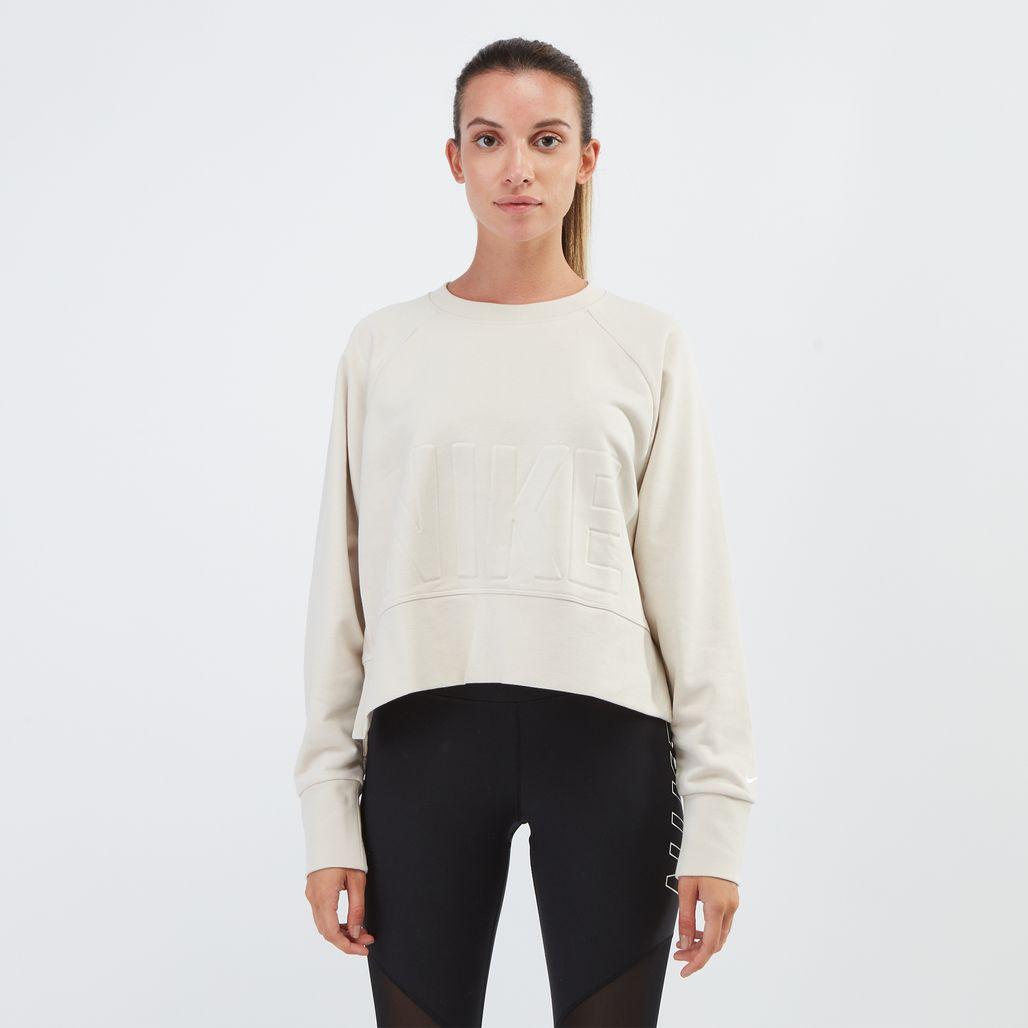 Nike Versa Long-Sleeve Training T-Shirt