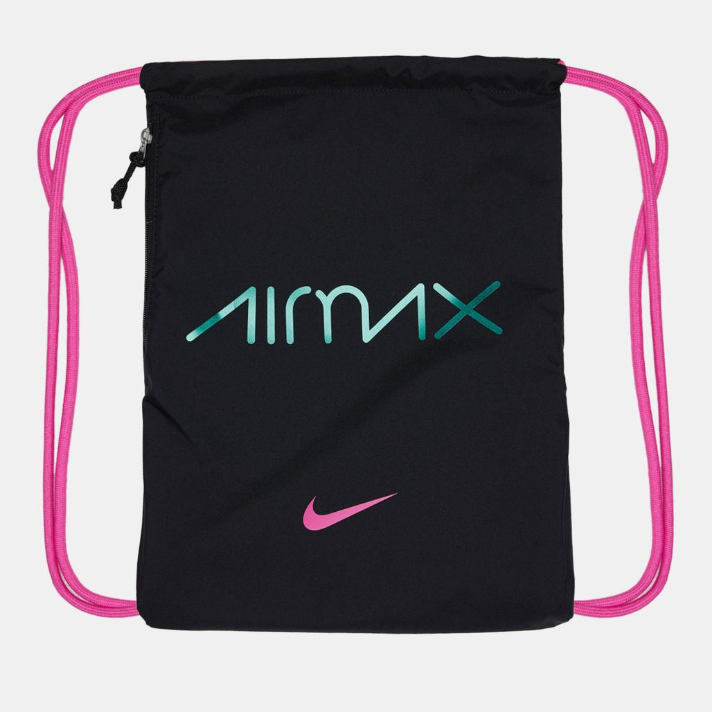 Nike Air Max Day Heritage Gym Sack - Black