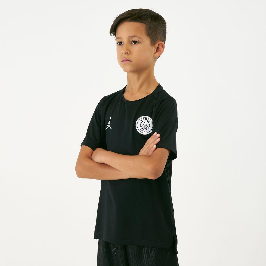 Nike Kids' Paris Saint-Germain Dri-FIT Squad Football T-Shirt