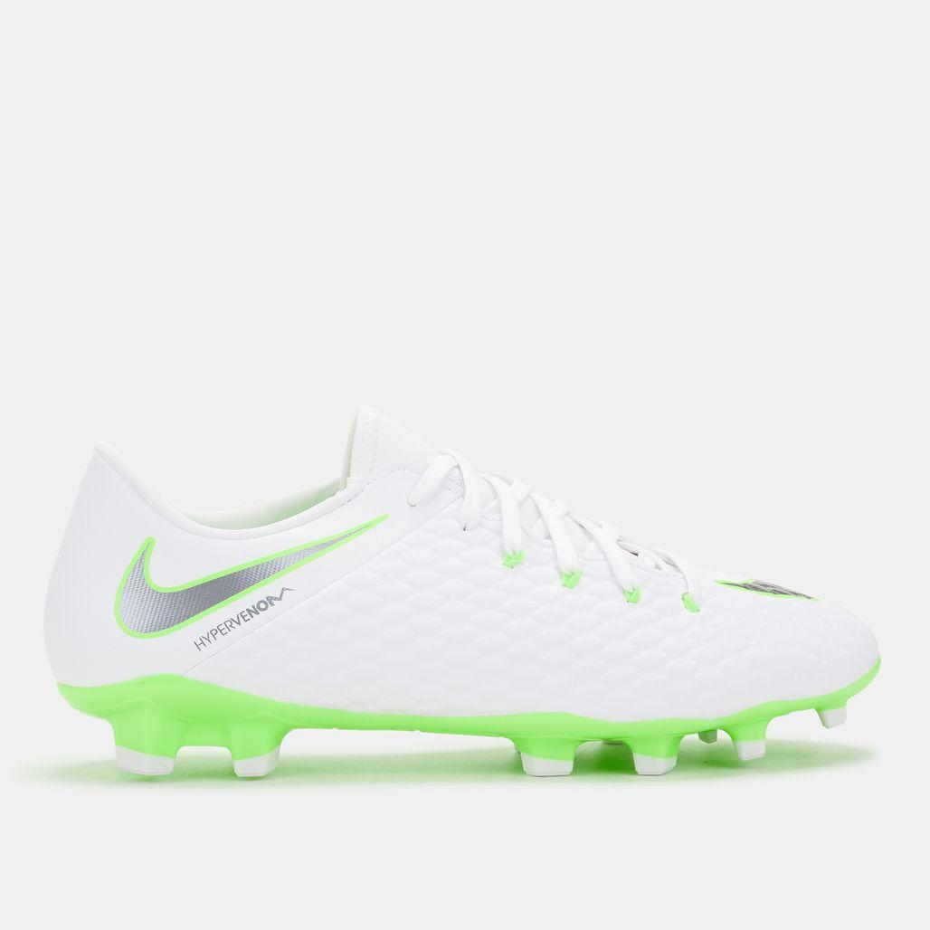 Nike HyperVenom Phantom 3 Academy Firm Ground Football Shoe