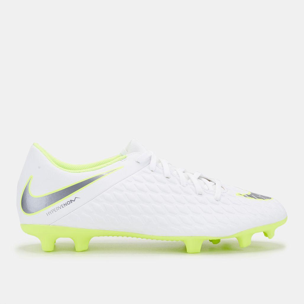 Nike HypervenomX Phantom III Club Firm Ground Football Shoe