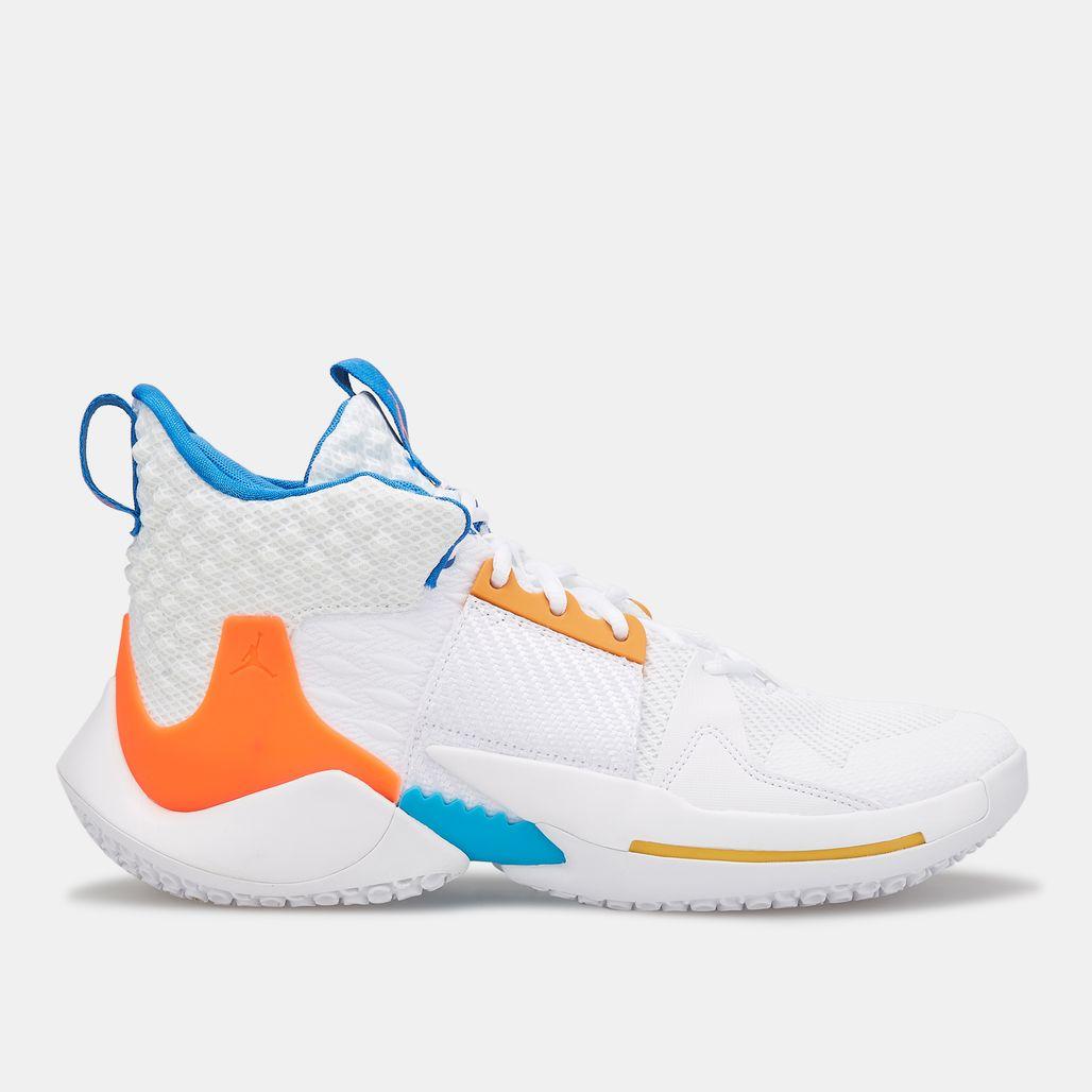 حذاء كرة السلة واي نت زيرو 2 من جوردن للرجال
