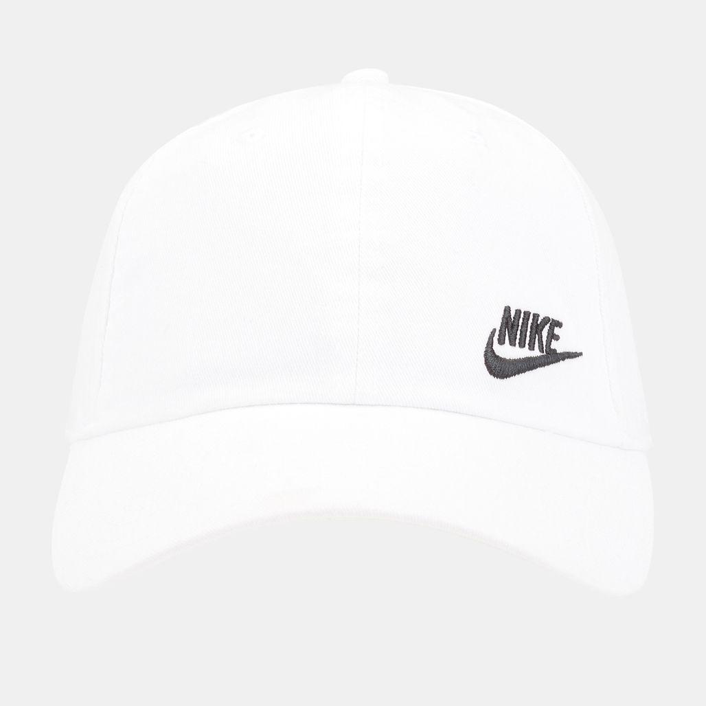 Nike H86 Futura Classic Cap - White