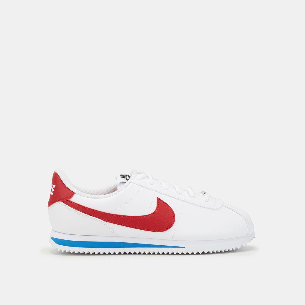 Nike Kids' Cortez Basic Shoe (Older Kids)