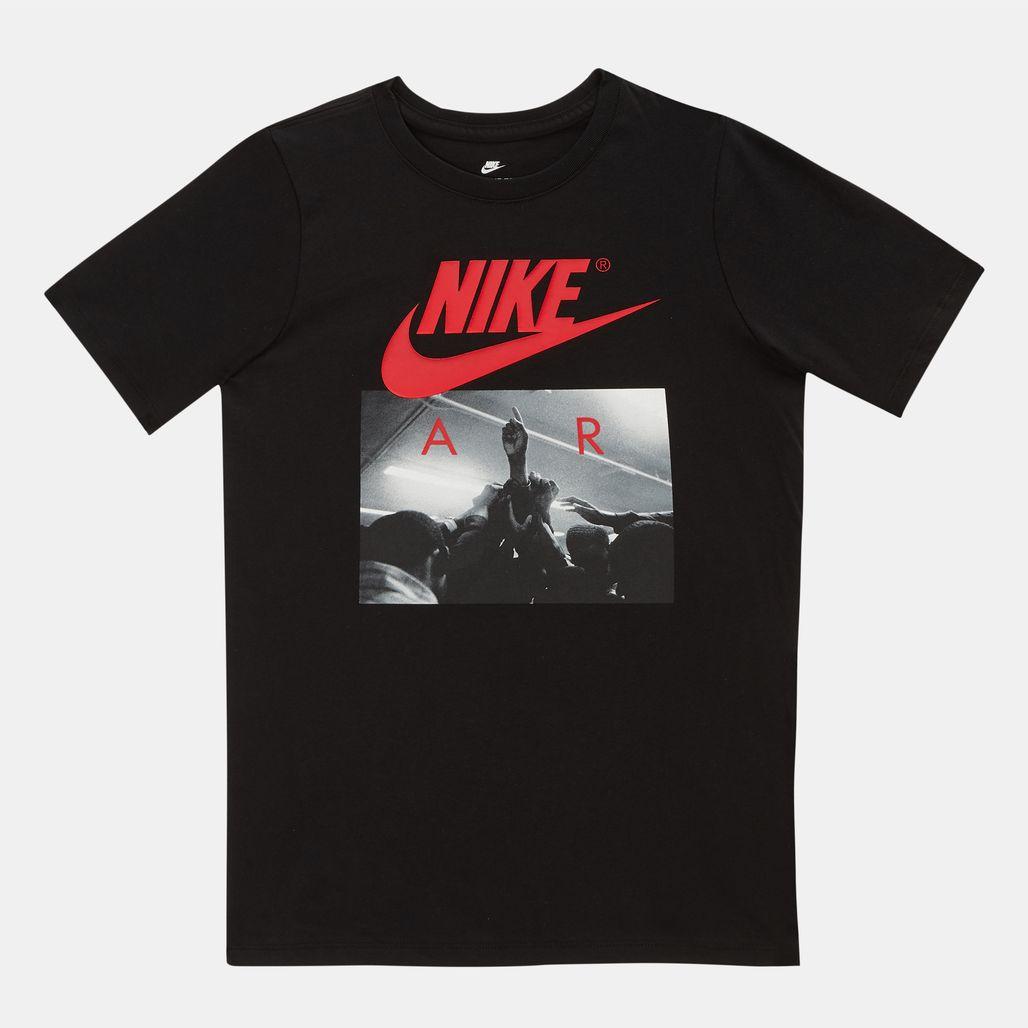 Nike Kids' Swoosh Crop Top (Older Kids)