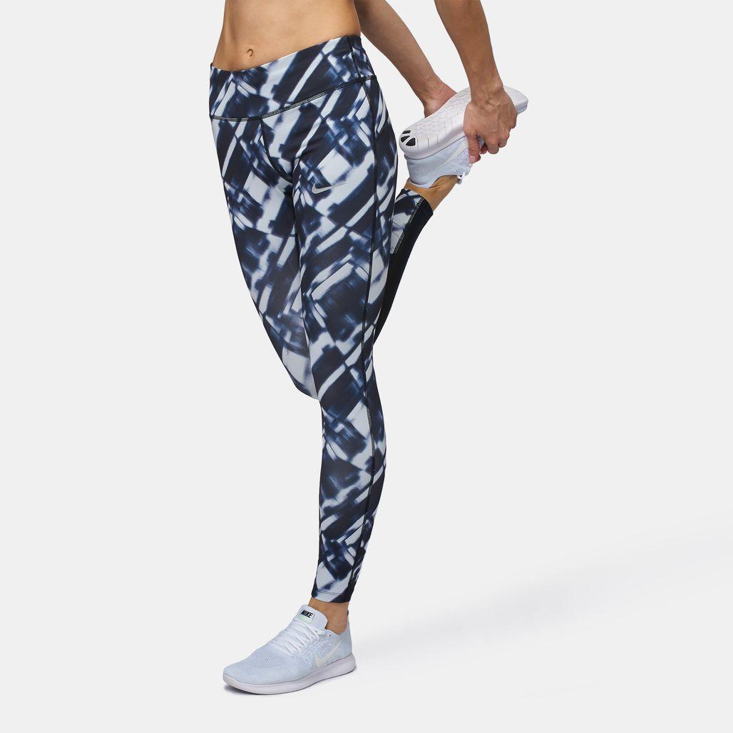 Nike Power Epic Run Printed Running Leggings