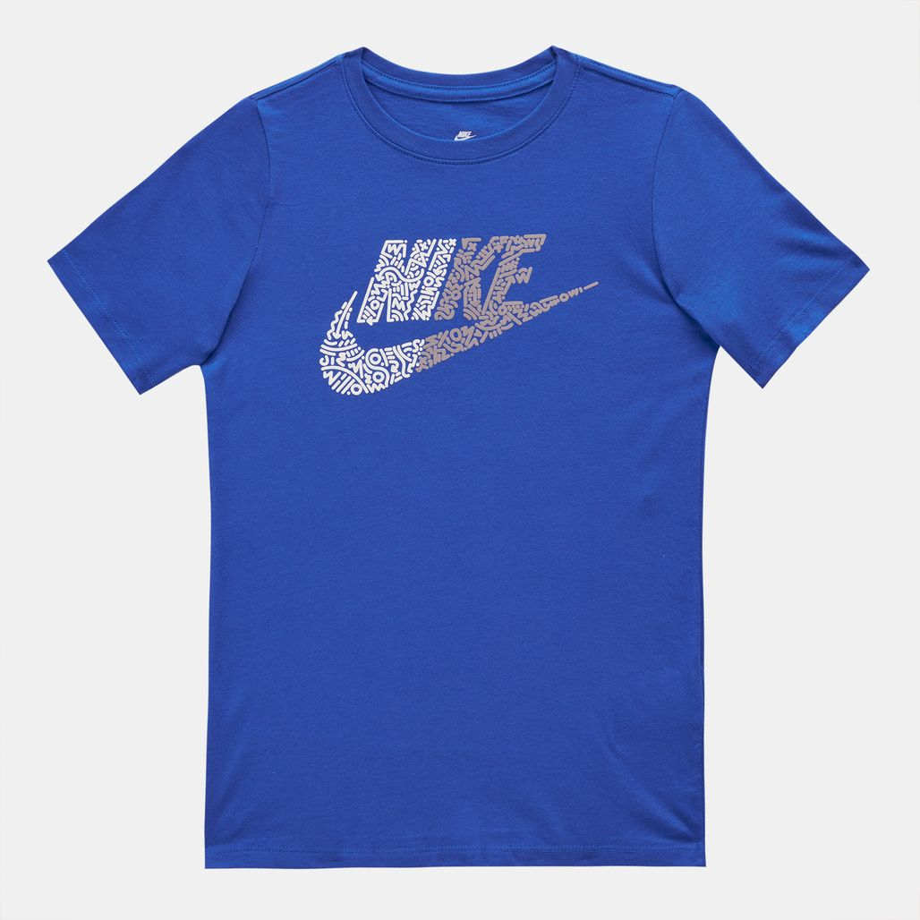 Nike Kids' Half Futura T-Shirt (Older Kids)