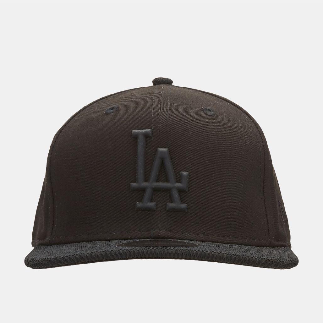 New Era MLB Los Angeles Dodgers Rubber Prime Original Fit 9FIFTY Snapback Cap