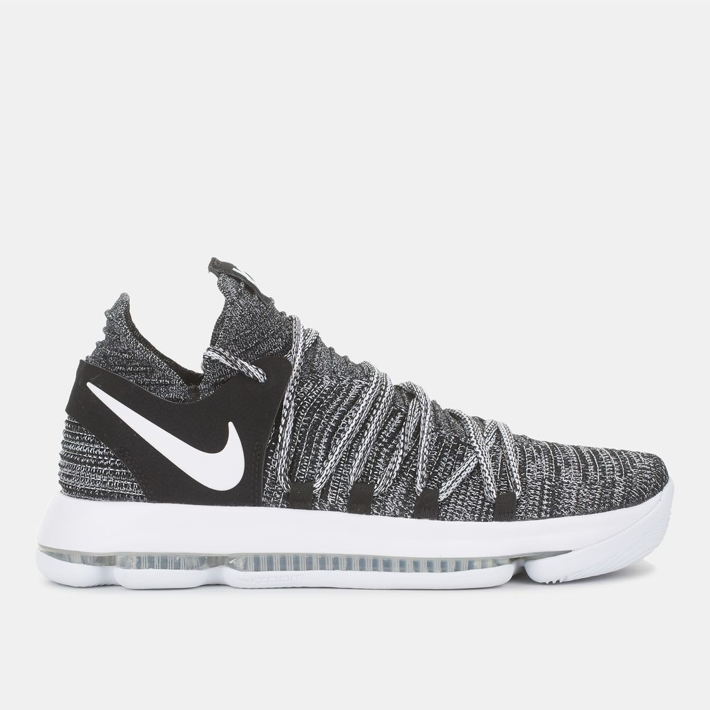7b0dcd5f0f9a Shop Black Nike Zoom KD 10 Basketball Shoe for Mens by Nike