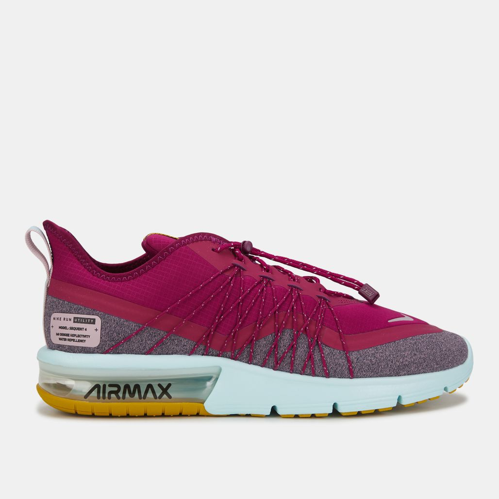 Nike Air Max Women's Sequent 4 Utility Shoe