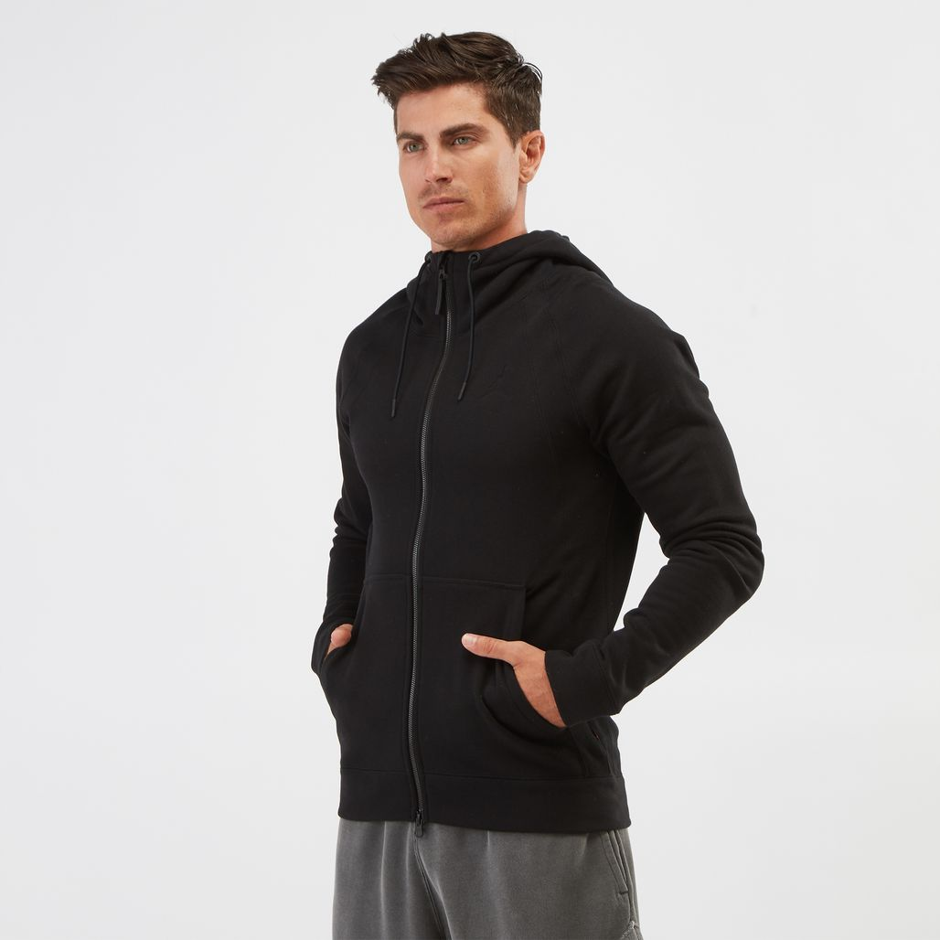 Jordan Sportswear Wings Fleece Full Zip Hoodie