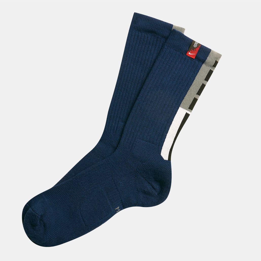 Nike Men's Elite Kyrie Crew Basketball Socks
