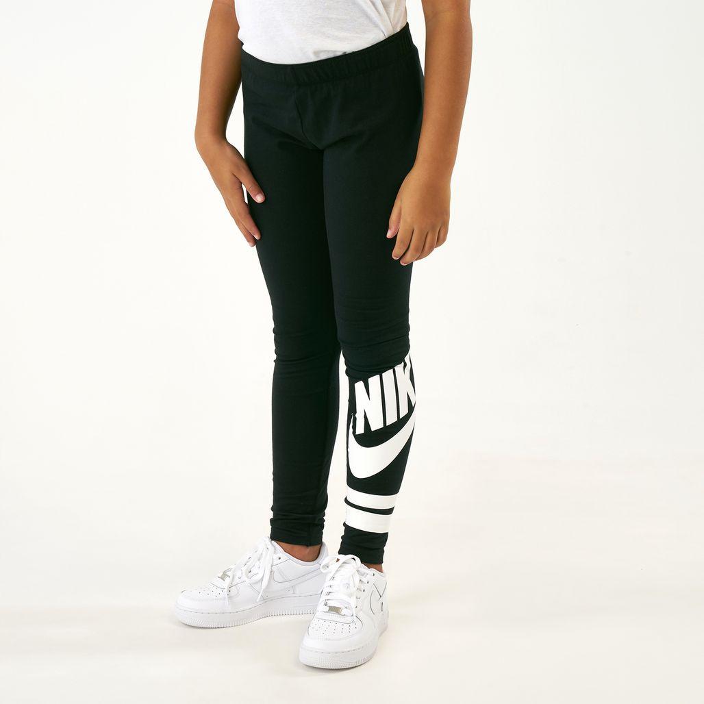 Nike Kids' Sportswear Graphic Leggings (Older Kids)