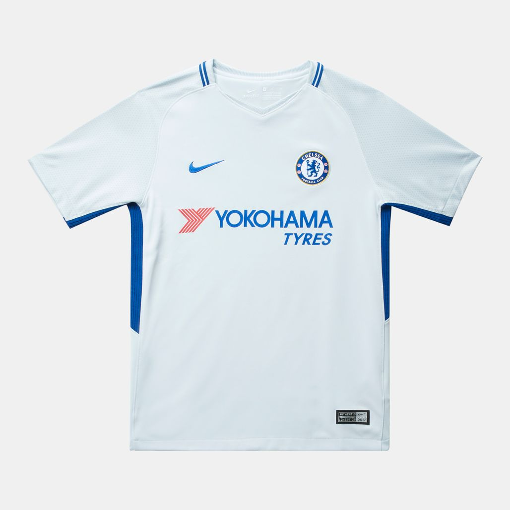 Nike Kids' Chelsea FC Stadium Away Jersey (Older Kids)