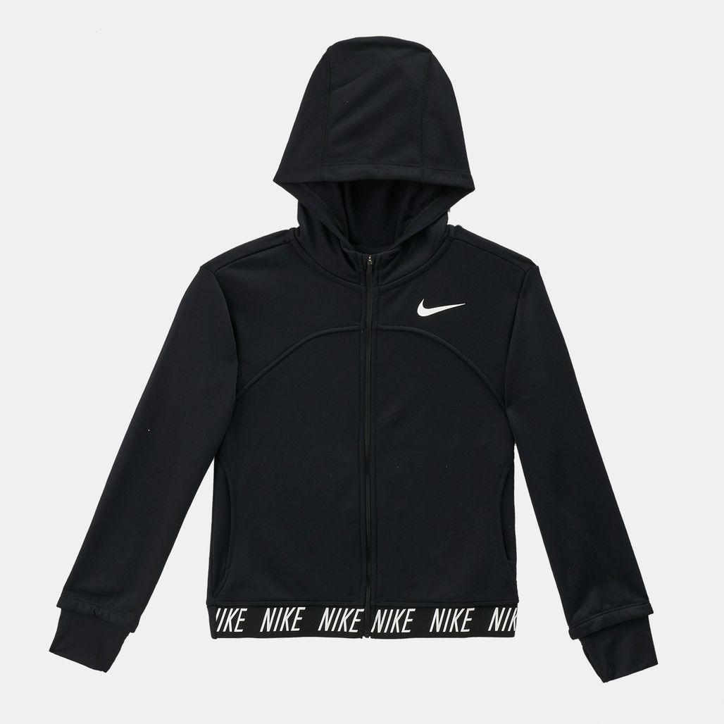 Nike Kids' Dri-FIT Core Studio Training Hoodie (Older Kids)