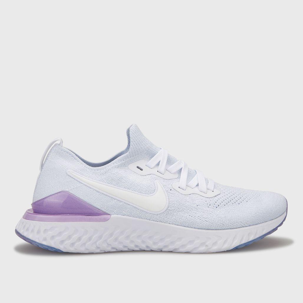 Nike Women's Epic React Flyknit 2 Shoe