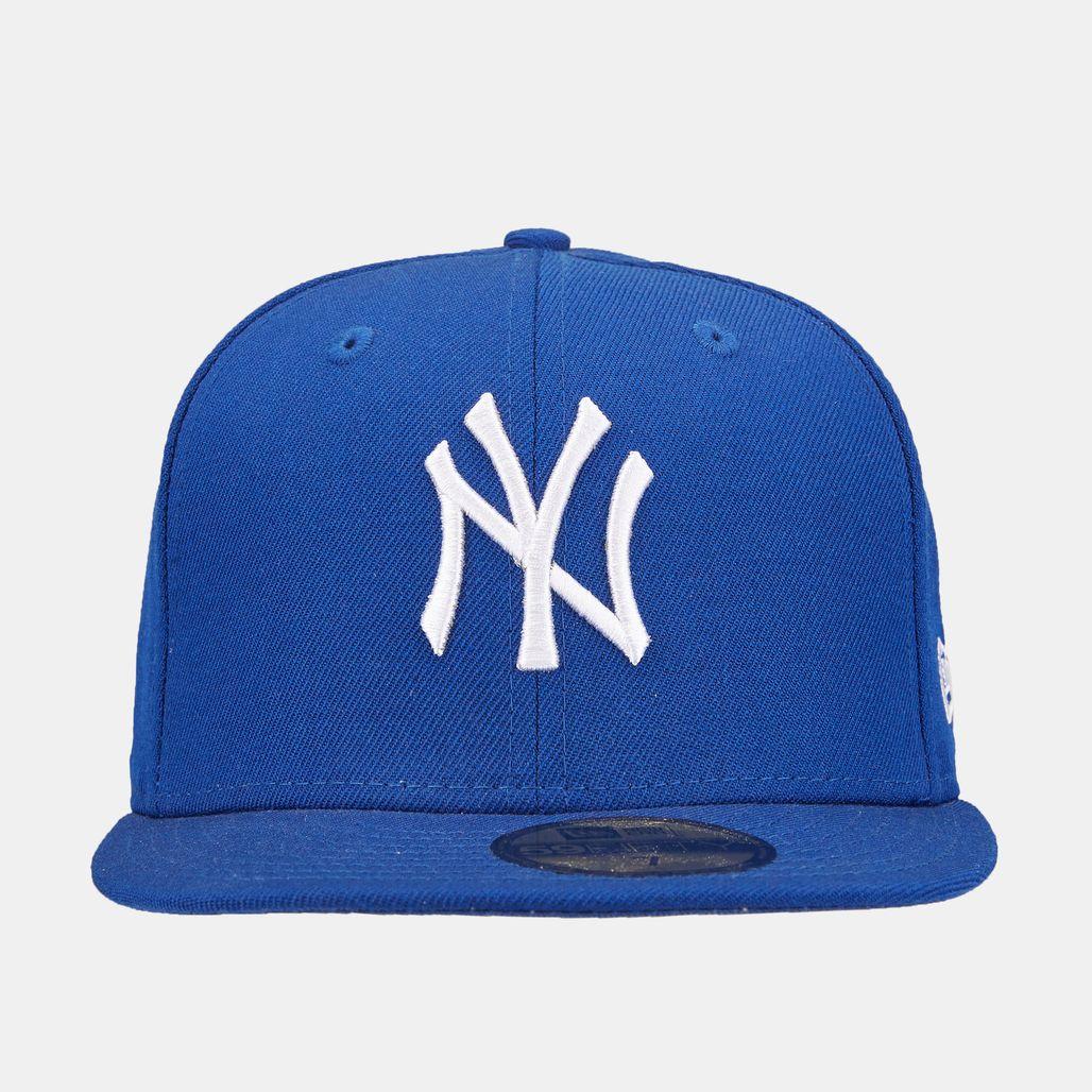 New Era MLB New York Yankees Basic Snapback Cap