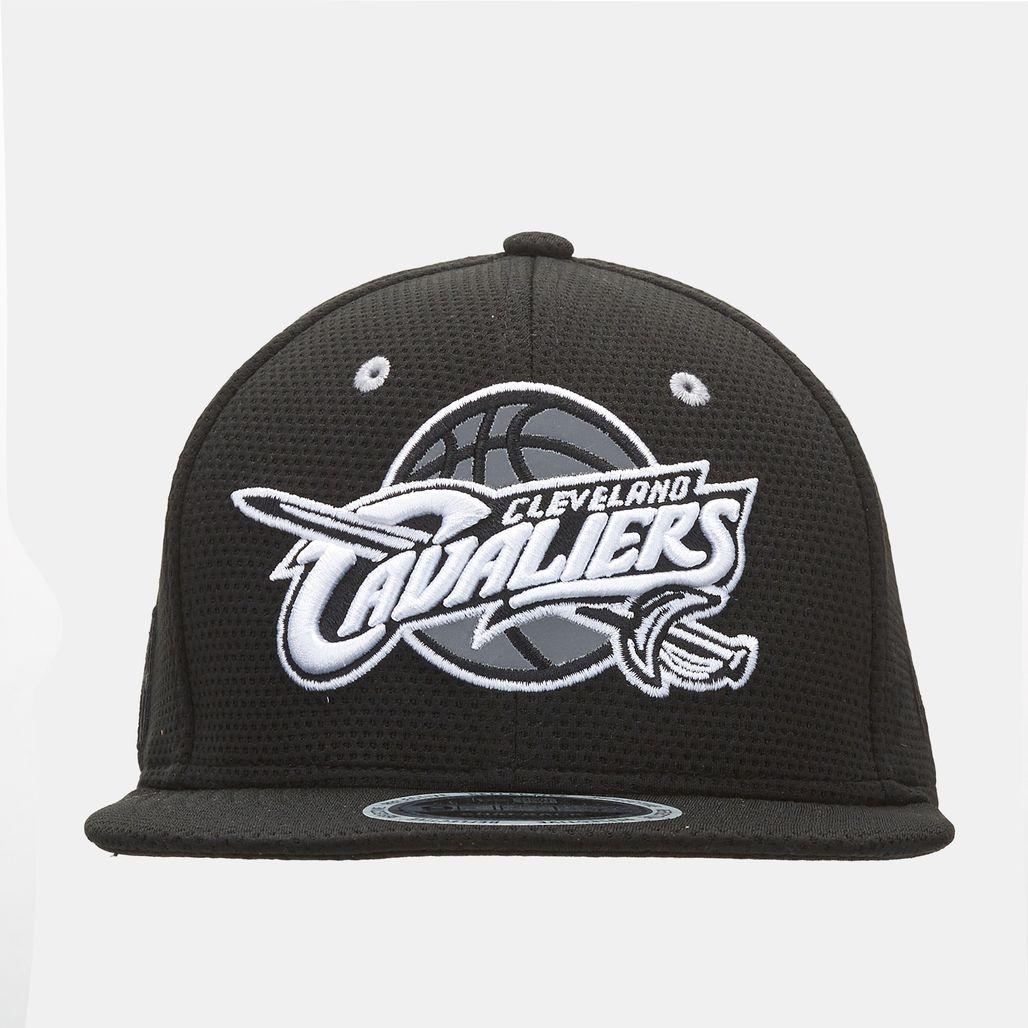 New Era NBA Cleveland Cavaliers Reflective Pack 9FIFTY Snapback Cap