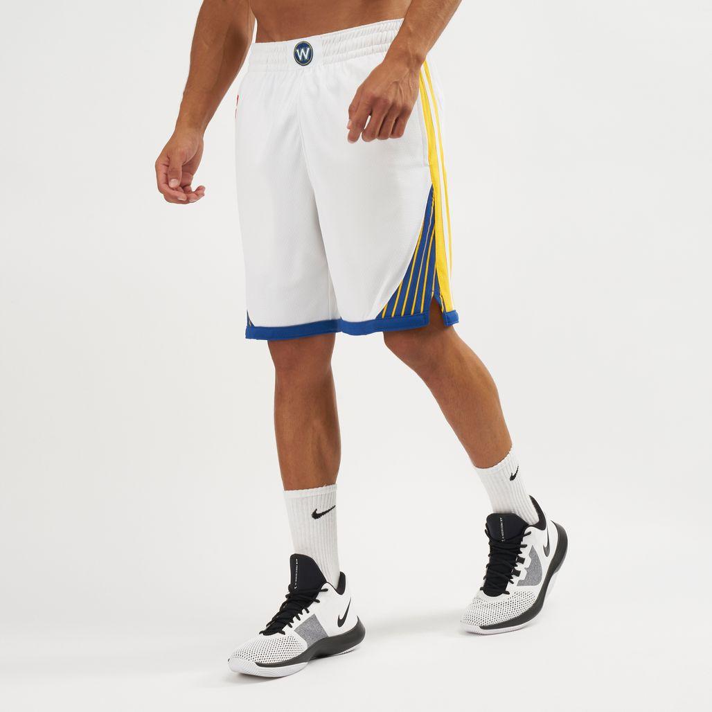 Nike NBA Golden State Warriors Swingman Home Shorts - 2018