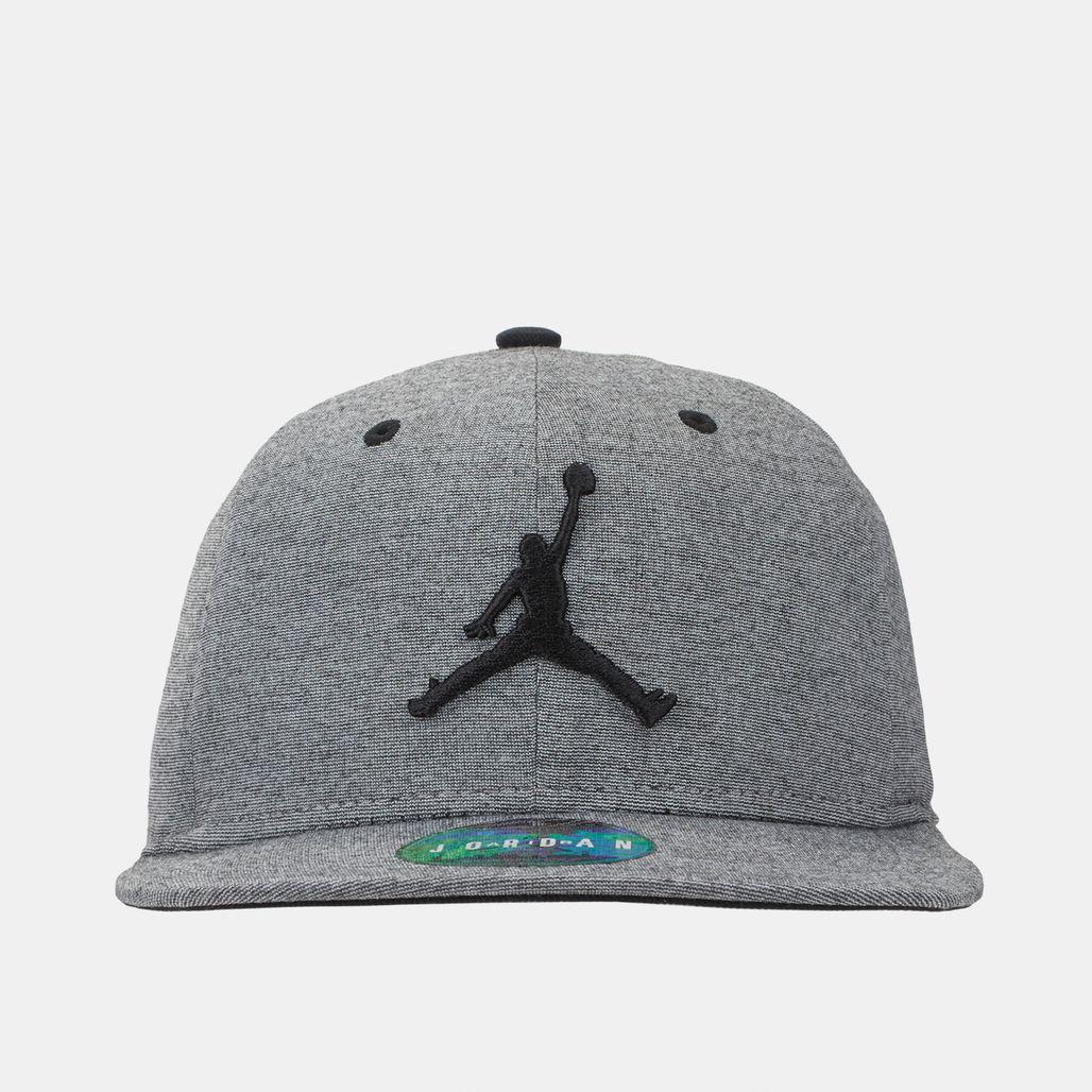 bf7827a362de84 Shop Grey Jordan 23 Lux Snapback Adjustable Cap for Unisex by Jordan ...