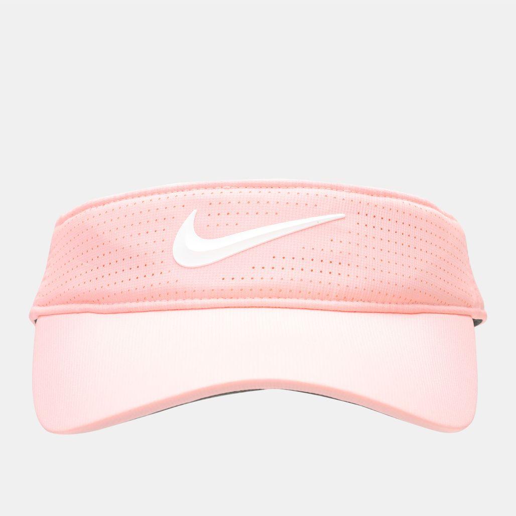 Nike Golf AeroBill Visor - Pink