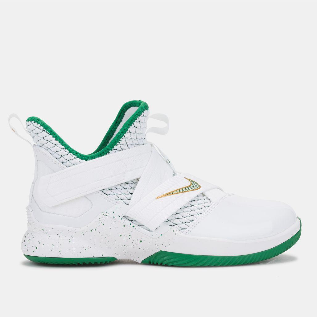 Nike Kids' LeBron Soldier XII Basketball Shoe (Older Kids)