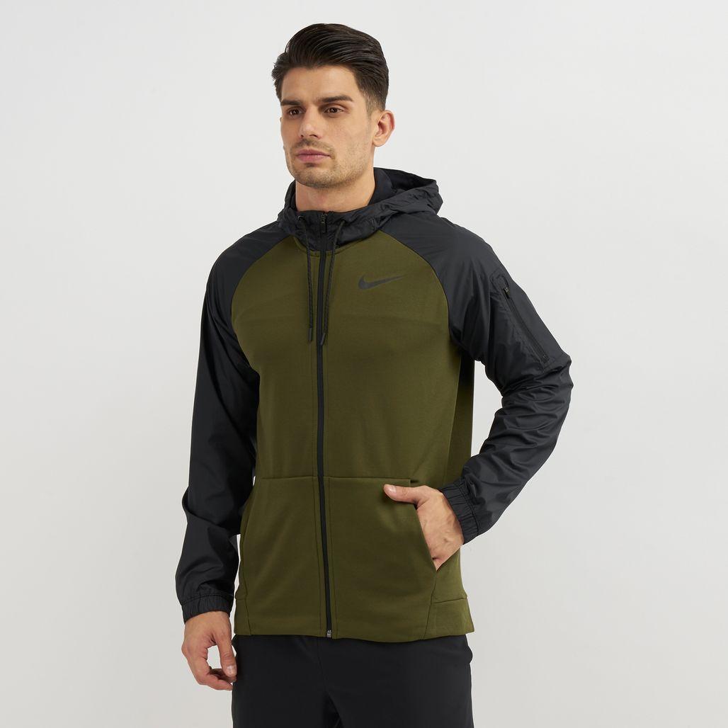 Nike Dri-FIT Utility Full-Zip Training Hoodie