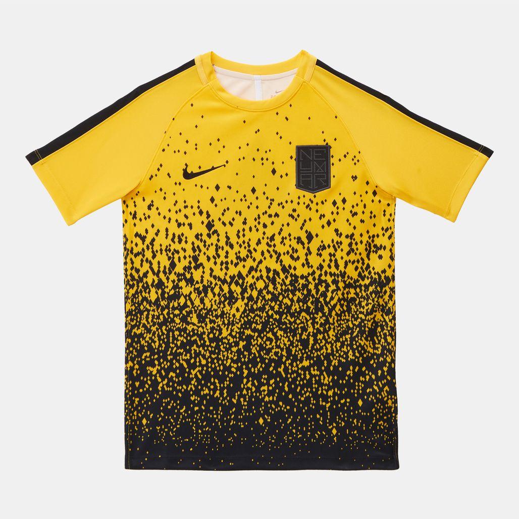 Nike Kids' Dri-FIT Neymar Jr Academy Football T-Shirt
