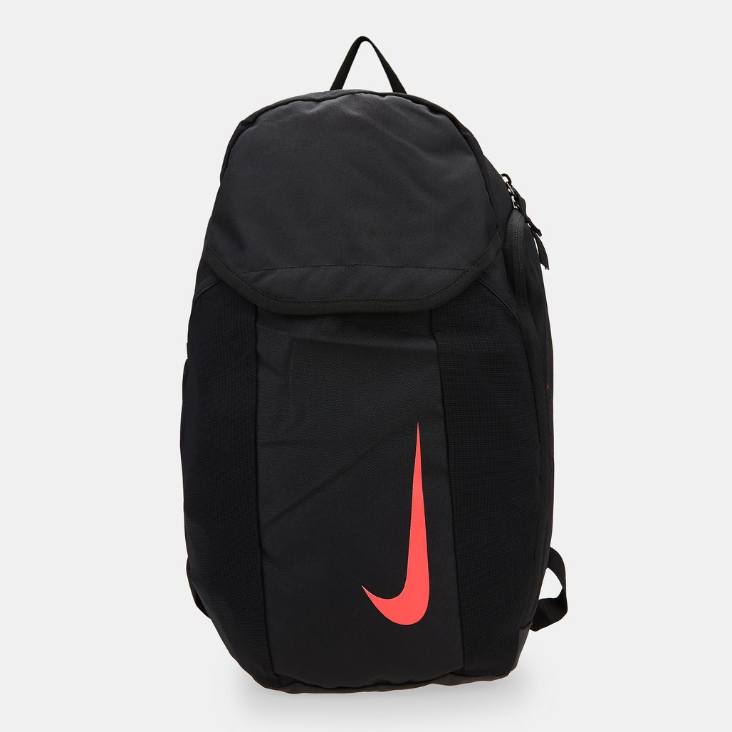 Nike Men's Academy Solid Football Backpack - Black
