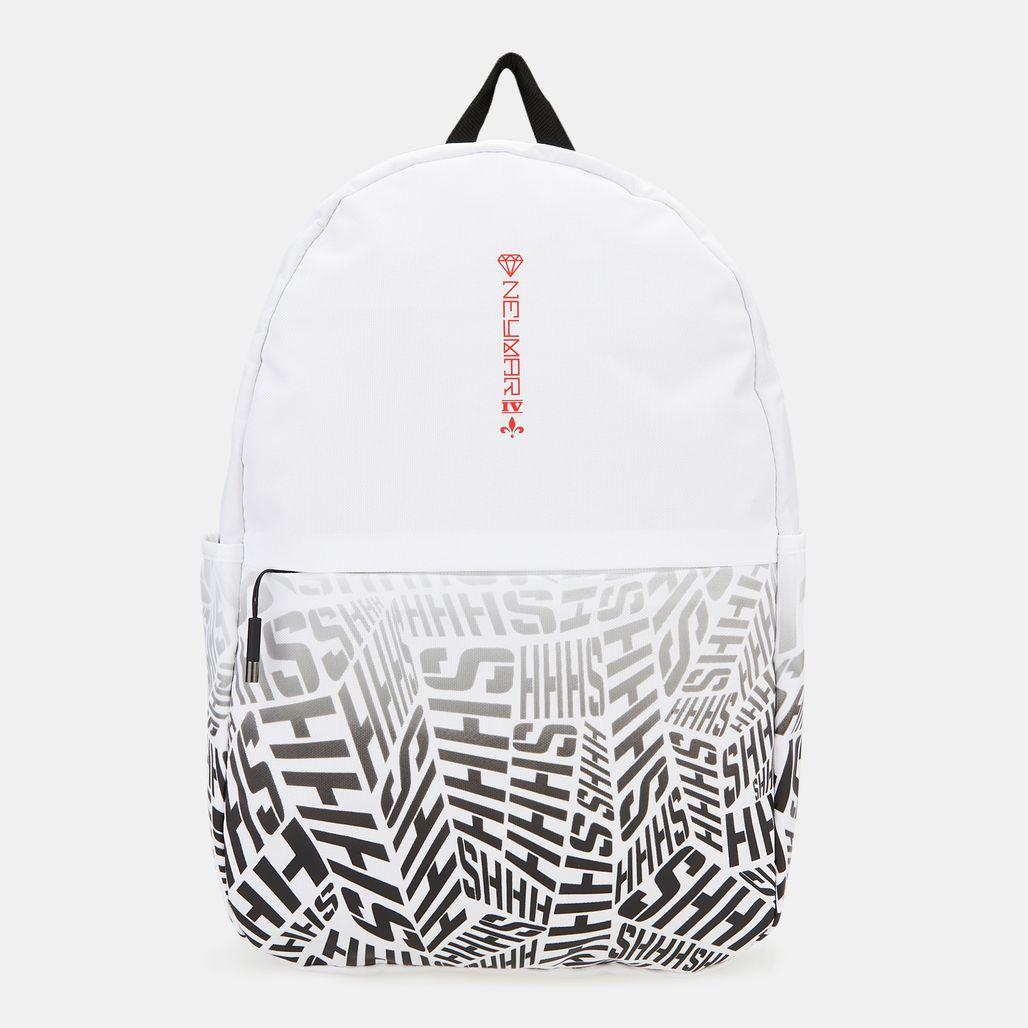 Nike Kids' Neymar Jr Backpack (Older Kids) - White