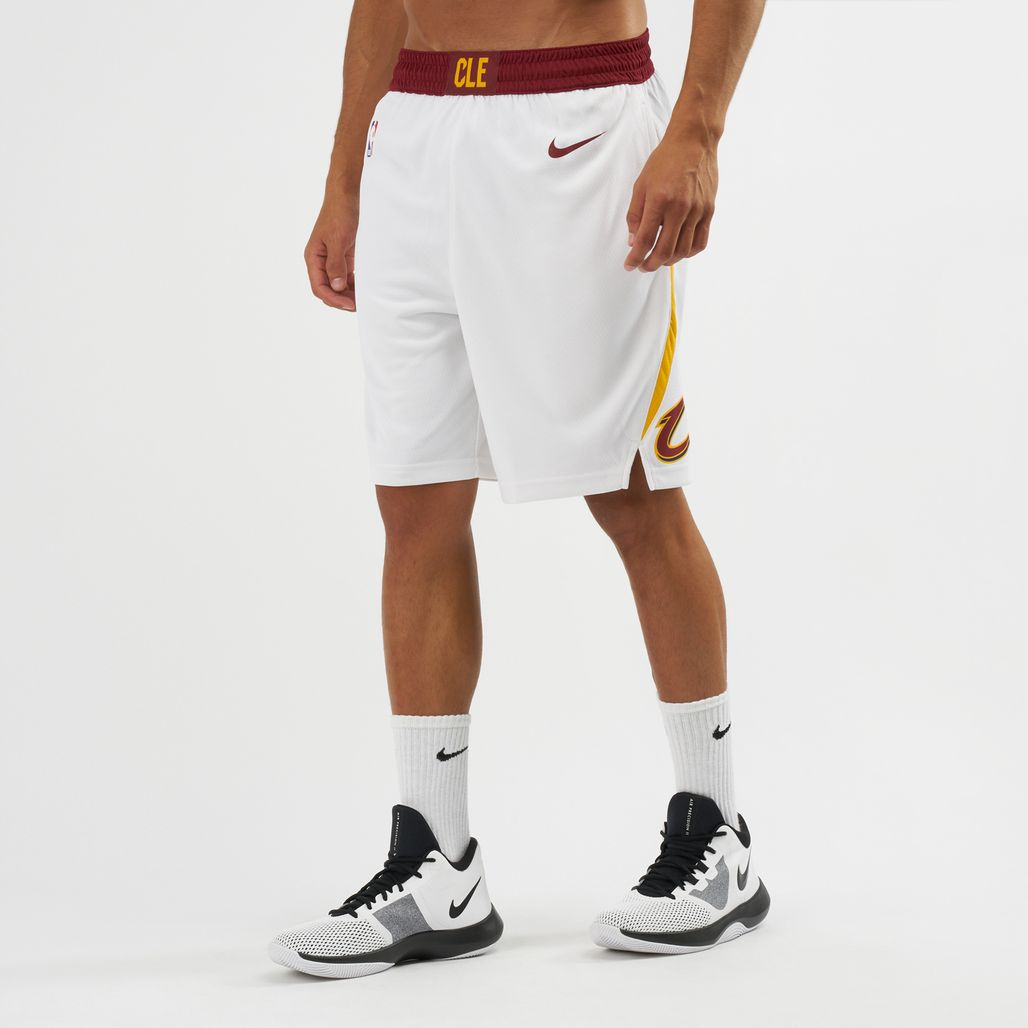 Nike NBA Cleveland Cavaliers Association Edition Swingman Shorts