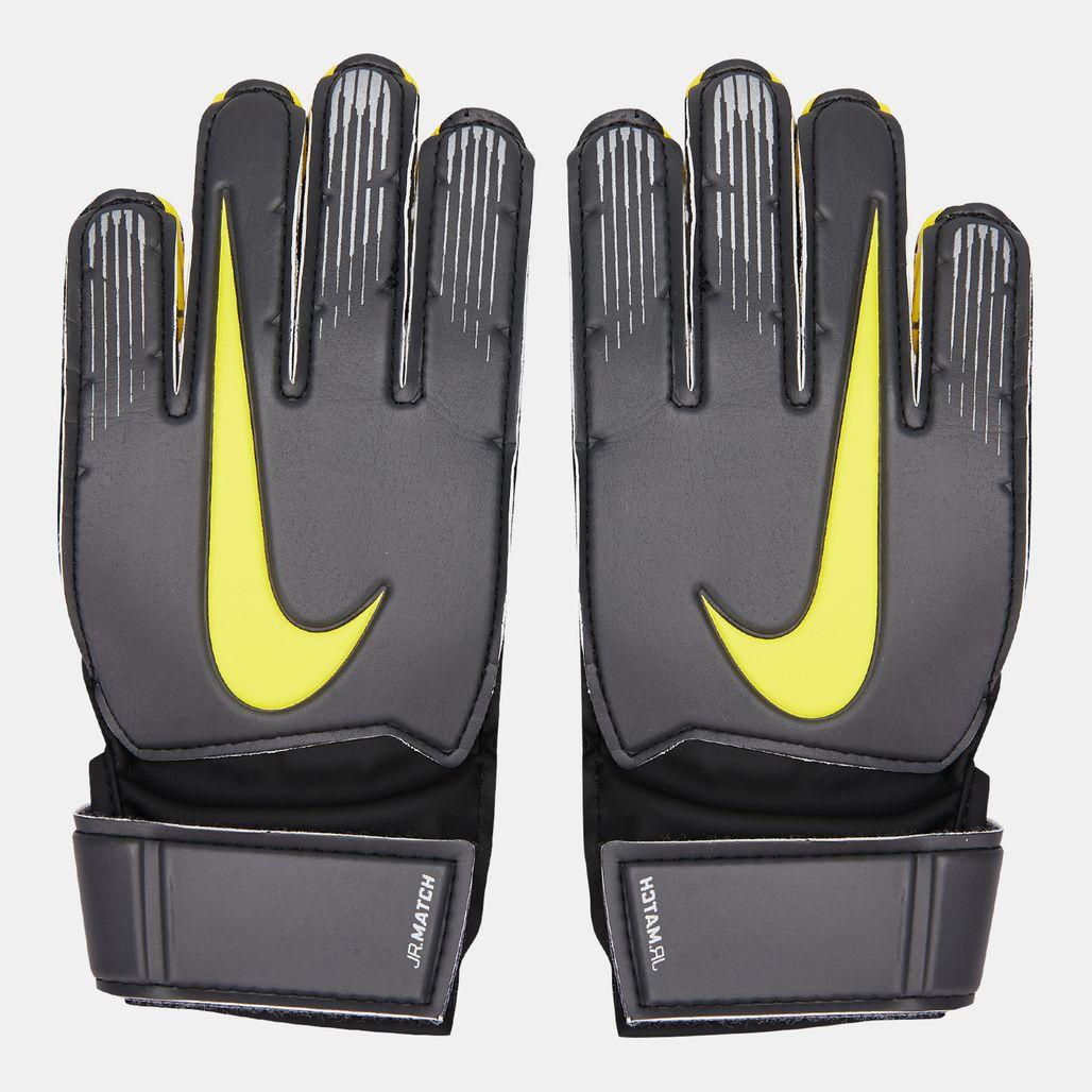 Nike Kids' Match Goalkeeper Football Gloves (Older Kids)