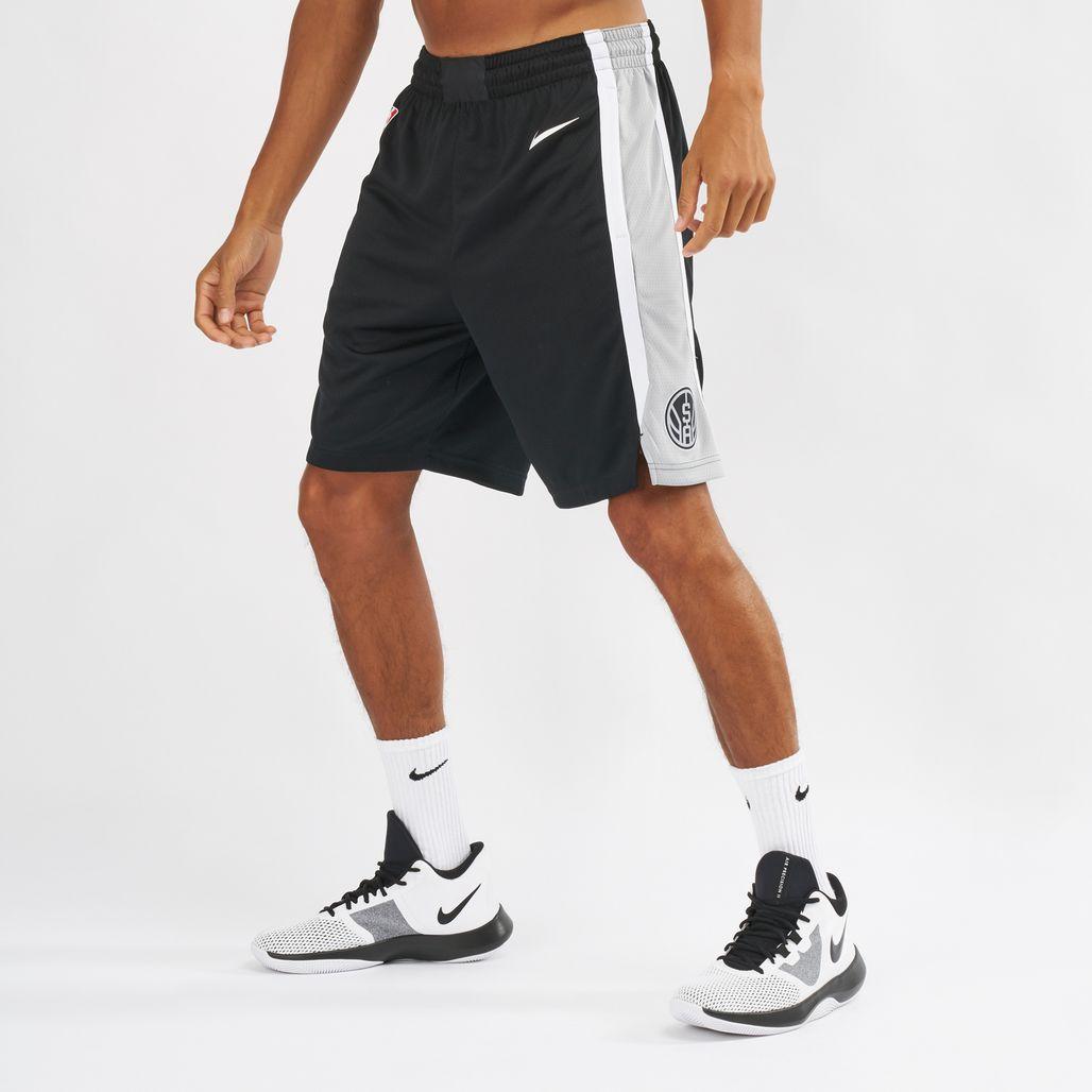 Nike NBA San Antonio Spurs 18 Swingman Shorts