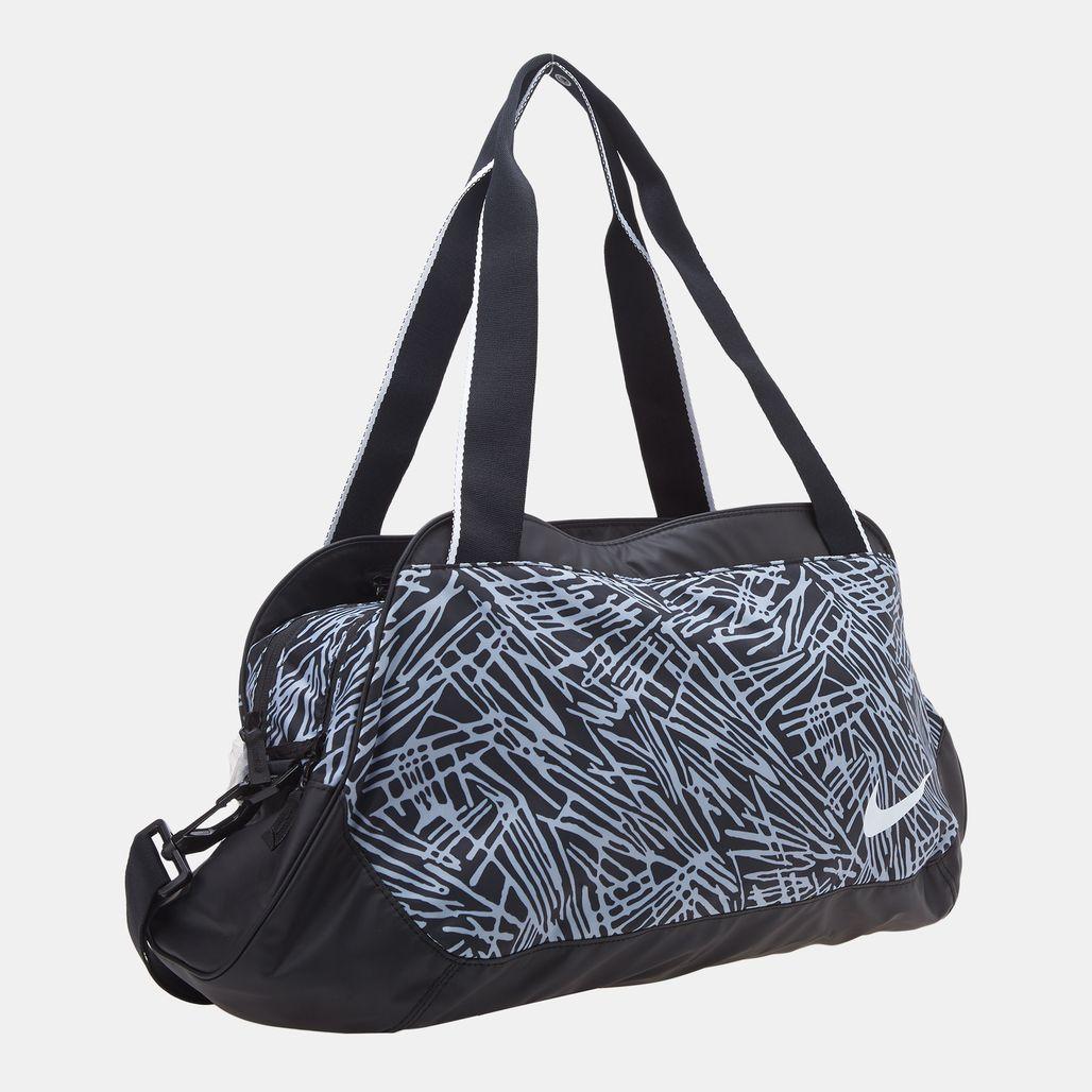 3bf71c481b62 ... 159579 Nike Legend Club Print Duffel Bag - Black