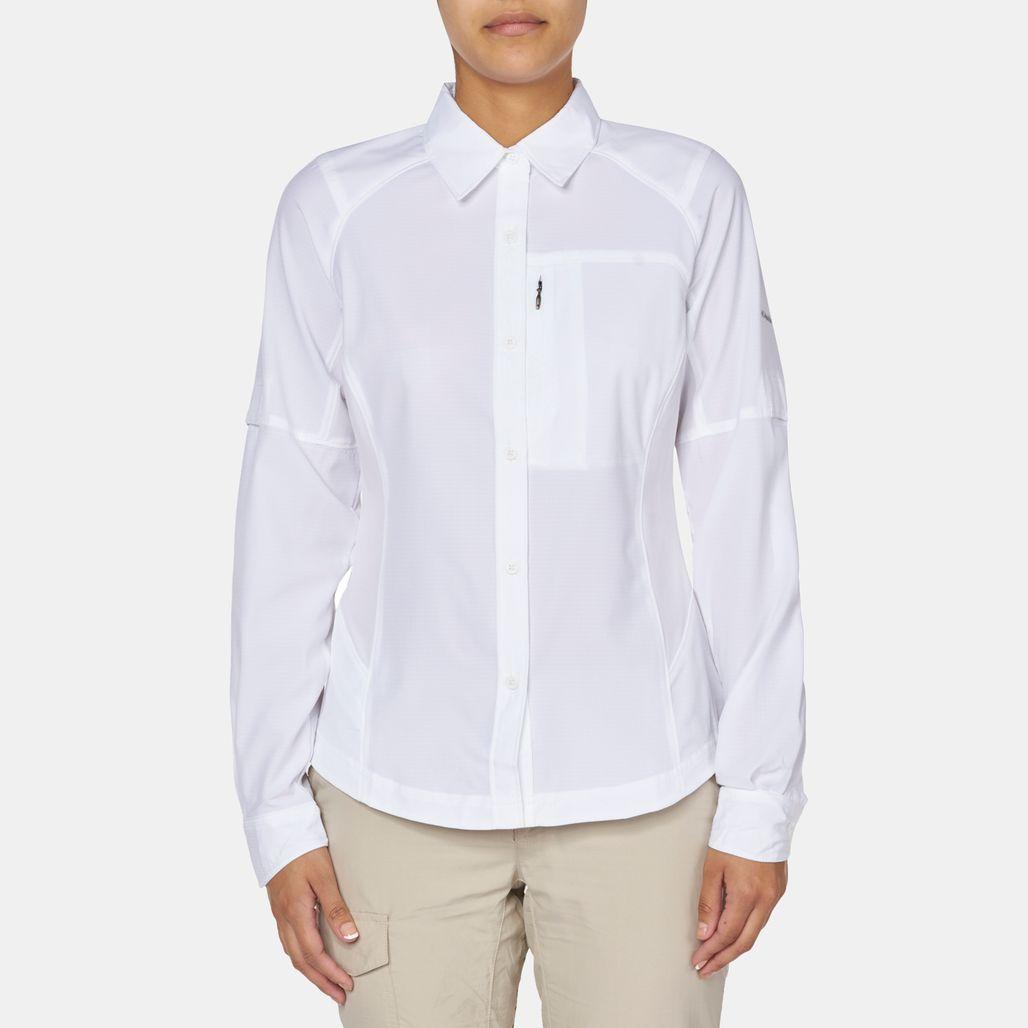 Columbia Silver Ridge™ Long Sleeve Shirt