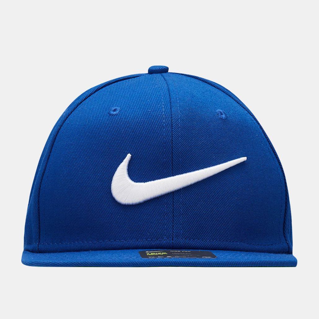 Nike Pro Swoosh Classic Cap - Blue