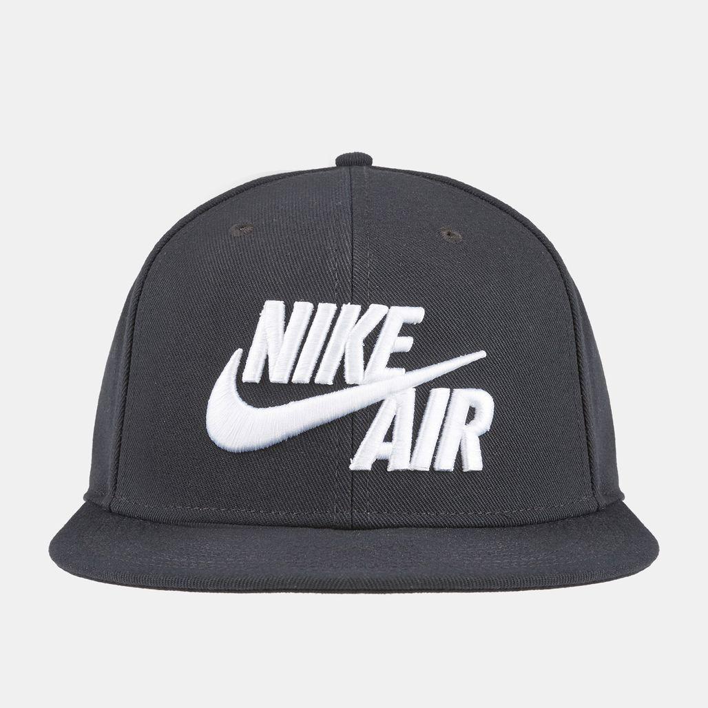 Nike Sportswear Air True Snapback Cap - Black