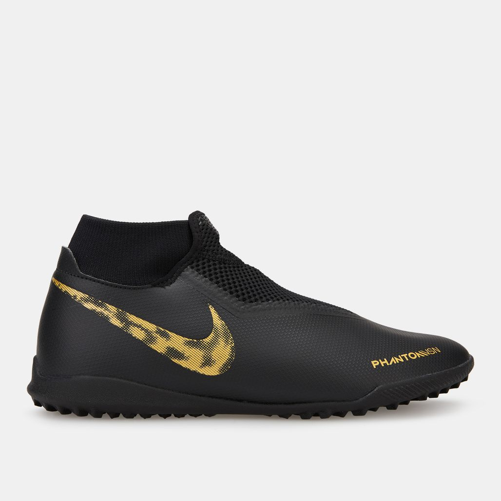 Nike Men's VSN Academy DF Turf Ground Football Shoe