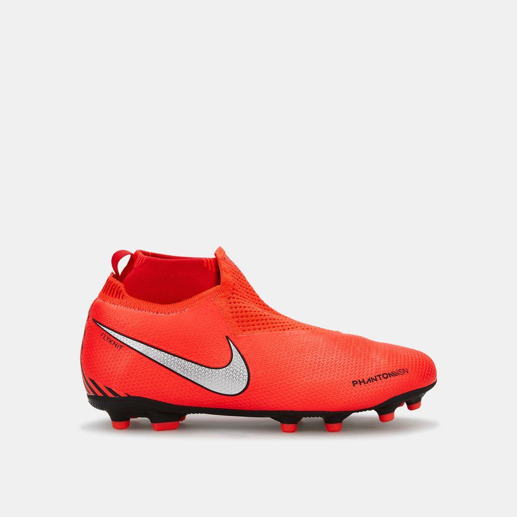 Nike Kids' Game Over Phantom Vision Elite Dynamic Fit Multi-Ground Football Shoe (Older Kids)