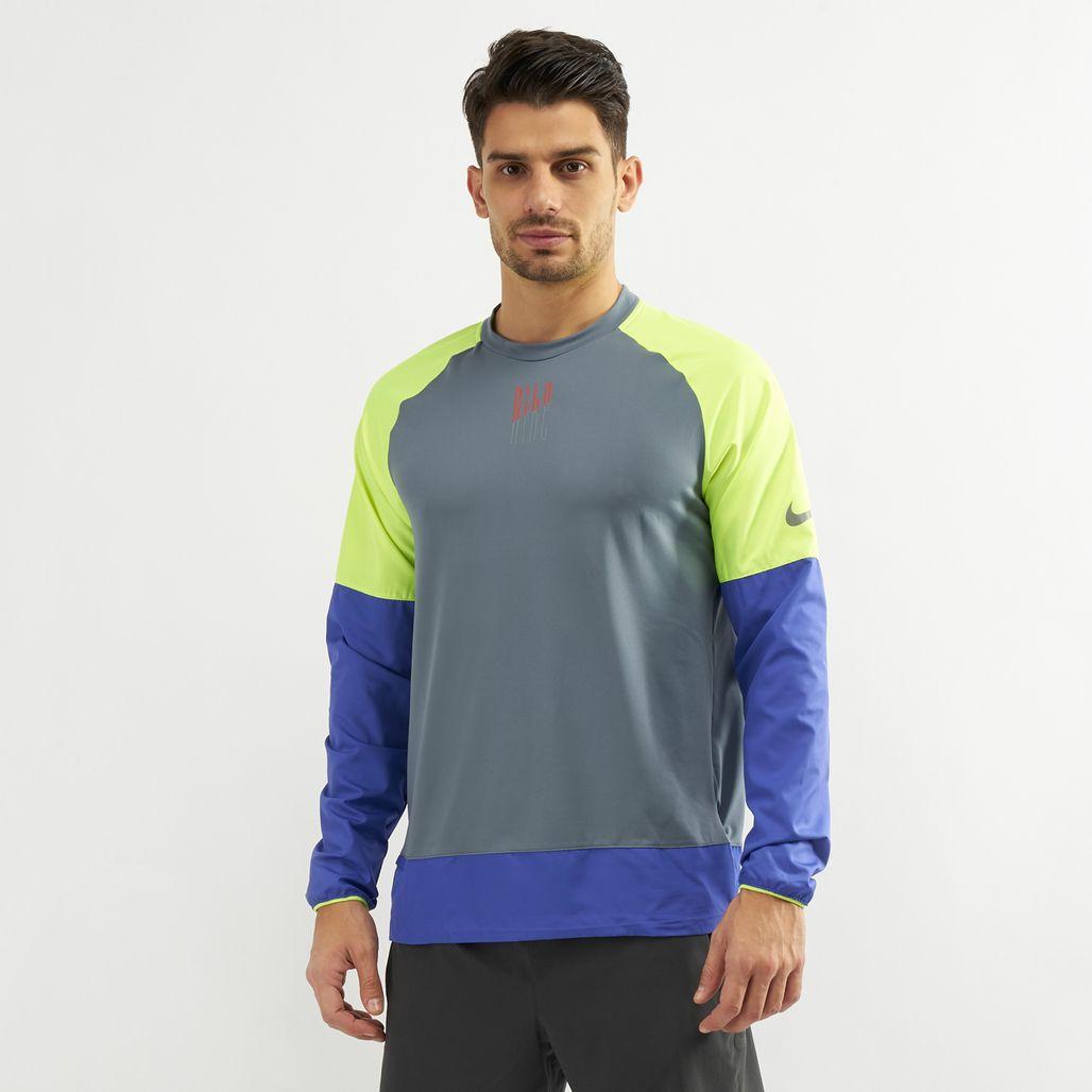 Nike Men's Element Long-Sleeve Top