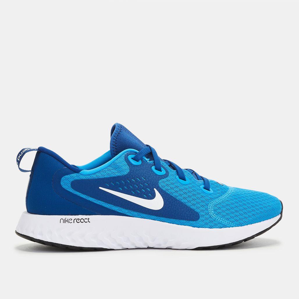 734baddcf86f1 Shop Nike Rebel React Running Shoe Nikeaa1625 401