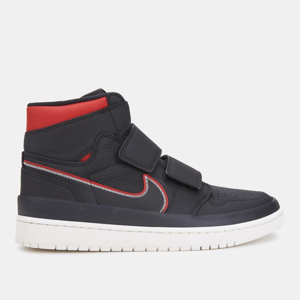 Jordan Men's Air Jordan 1 High Double Strap Shoe