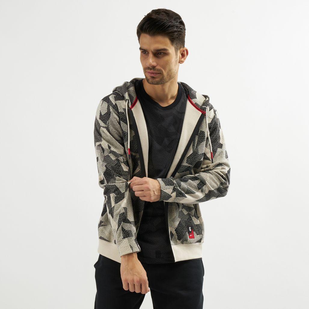 Nike Men's Kyrie Full-Zip Hoodie