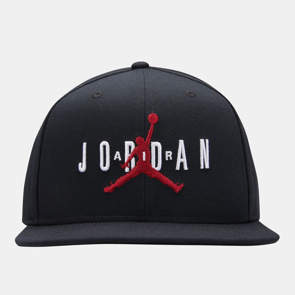 Jordan Men's Pro Jumpman Air Adjustable Cap - Black