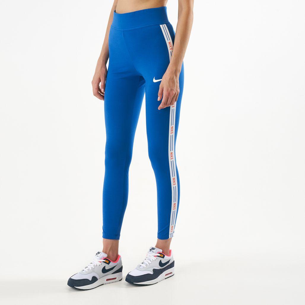 Nike Women's Sportswear Hyper Femme Graphic Leggings