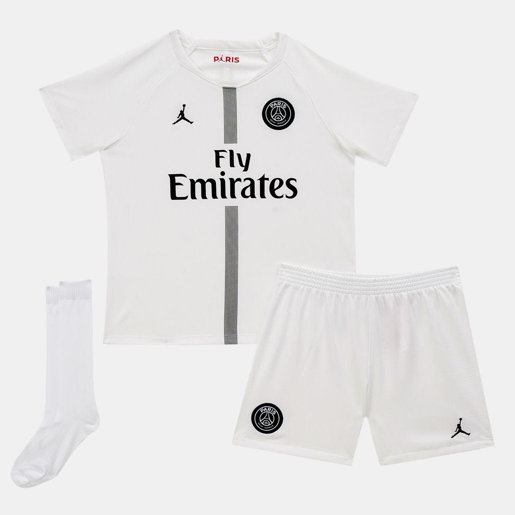 Nike Kids' Paris Saint-Germain Third Stadium Football Kit (Younger Kids)