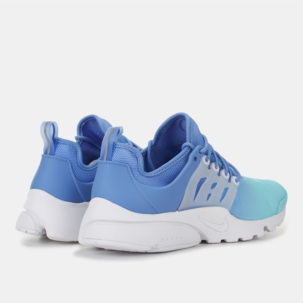 2cc111a3c8a6 Shop Blue Nike Air Presto Ultra Breathe Shoe for Womens by Nike