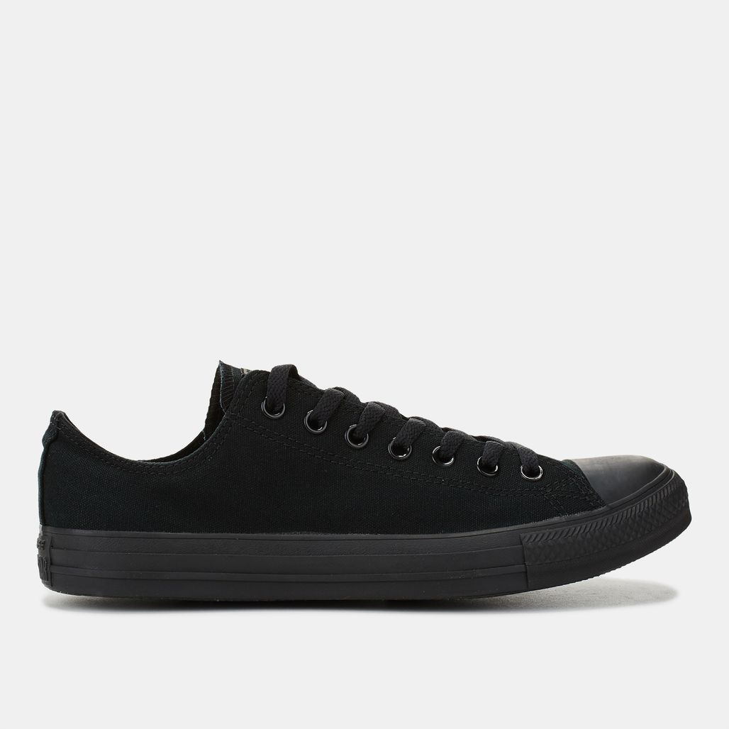 Converse Chuck Taylor All Star Monochrome Low-Top Shoe