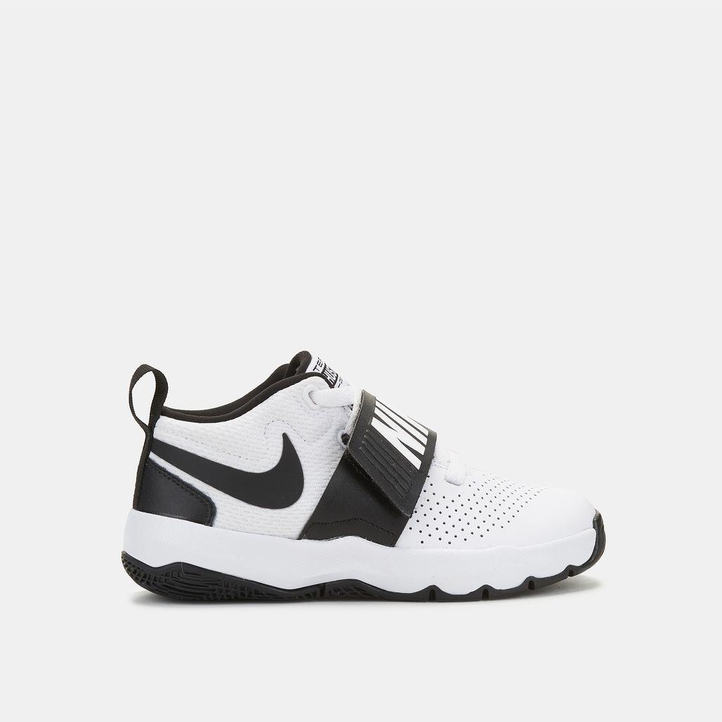 Nike Kids' Team Hustle D 8 Basketball Shoe (Younger Kids)